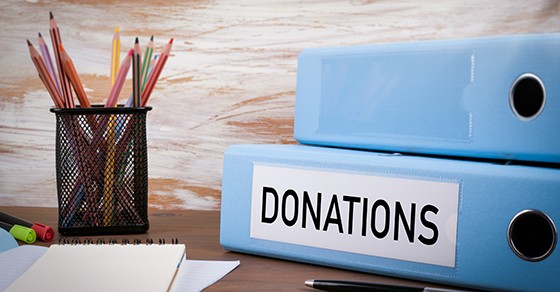substantiation deduct charitable donation