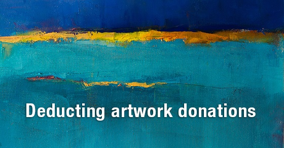 donate artwork charity
