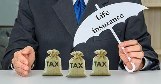 Does your employer provide life insurance?