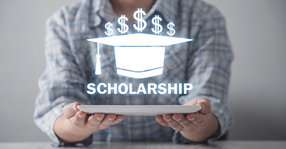 If your child receives a scholarship, is the amount taxable income?