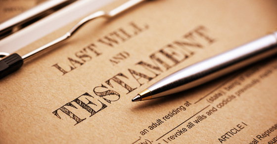 Alternative strategies to prevent a contested will